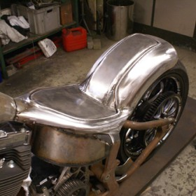 motorcycleparts Sheetmetal work
